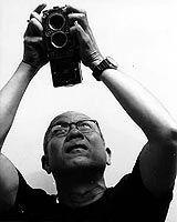 Long Thanh self portrait