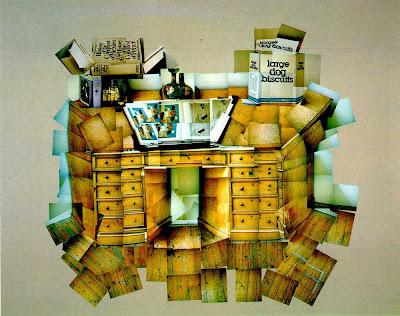 The desk 1984