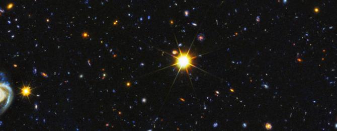 hubble evolving universe