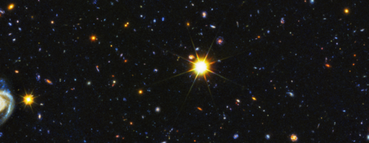 hubble evolving universe